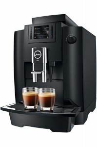 Jura WE6 Coffee Machine Package
